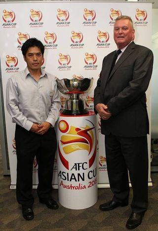 アジアカップ日本コミュニティーアンバサダー